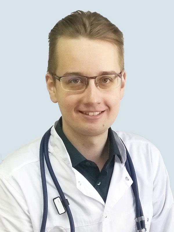 Прием кардиолога 1 уровень